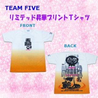 team five リミテッド昇華Tシャツ ATL-025-11