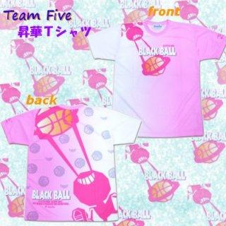 team five リミテッド昇華Tシャツ ATL-032-14