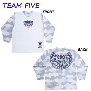 Teamfive 昇華ロンシャツ ALL-060-12