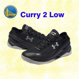 Under Armour Curry2 Low ★海外直輸入★
