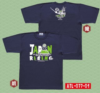 <img class='new_mark_img1' src='https://img.shop-pro.jp/img/new/icons33.gif' style='border:none;display:inline;margin:0px;padding:0px;width:auto;' />team five Tシャツ ATL-077-01