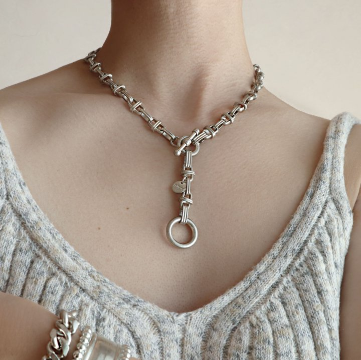 H chain<br>SV/GD<br>-necklace
