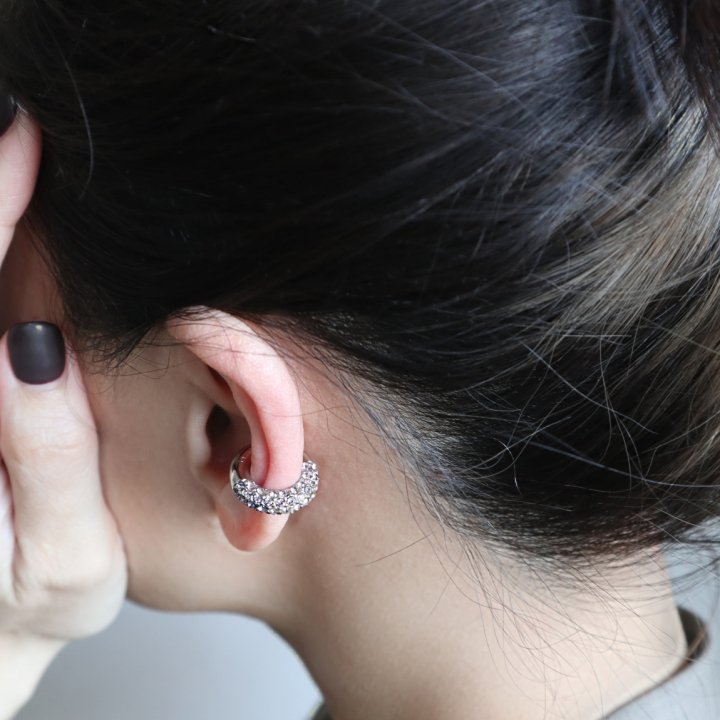 C crush<br>-ear cuff