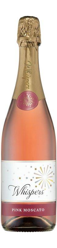 イディル・ワイン ウィスパーズ スパークリング ピンク モスカート