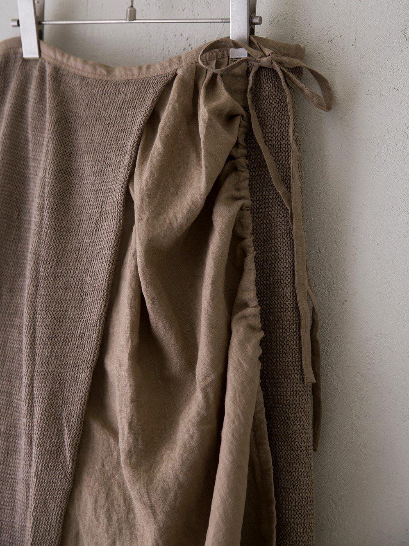 Gently Linen スカート
