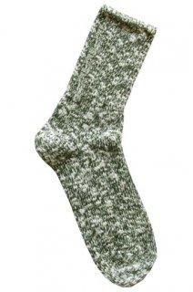 【奈良県産靴下】スラブツイスターTMSO-001 KA(カーキ)