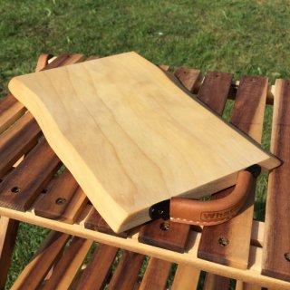 【日本製 最高峰の銀杏・イチョウ】無垢天然木一枚板カッティングボード,まな板