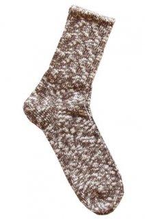 【奈良県産靴下】スラブツイスターTMSO-001 BR(ブラウン)