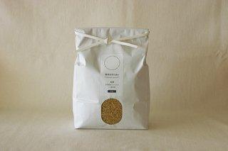 【玄米】 自然栽培ササニシキ (自家採種・熊本県産) 3kg