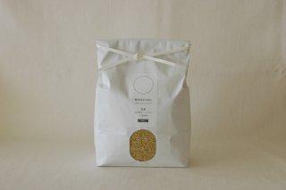 【玄米】 自然栽培コシヒカリ (三重県産) 3kg