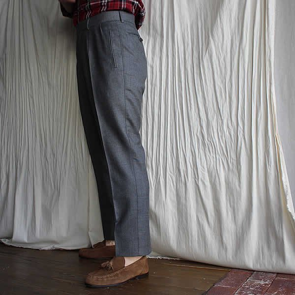 Atelier de vêtements×ARAN / military trousers