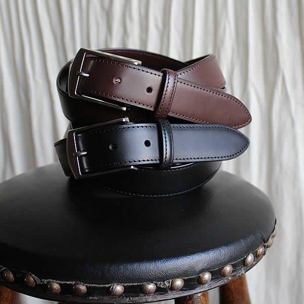 Atelier de vêtements×Ad maiora Designare / leather belt
