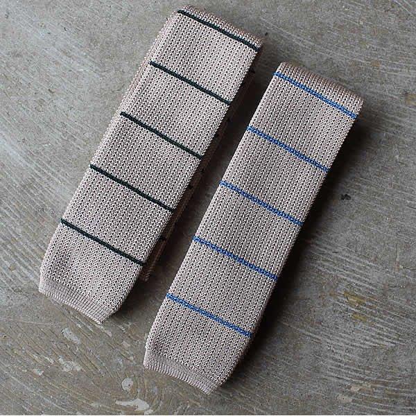 Ascot / Silk Knit Tie