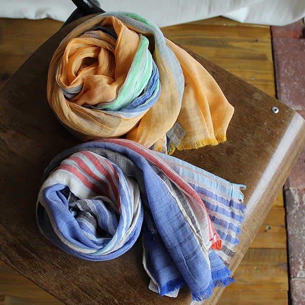 Ascot / Shirring Stole