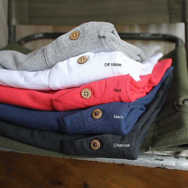 NIGEL CABOURN / BASIC T-SHIRT