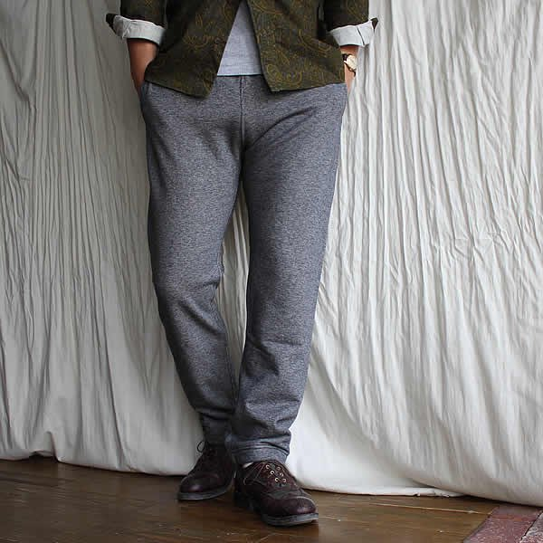 SBTRACT / WOOL TROUSERS
