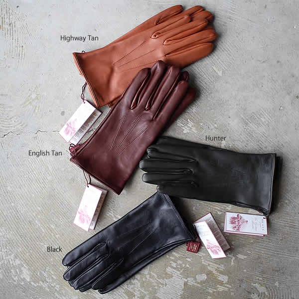 DENTS / LEATHER GLOVES (Unlined)
