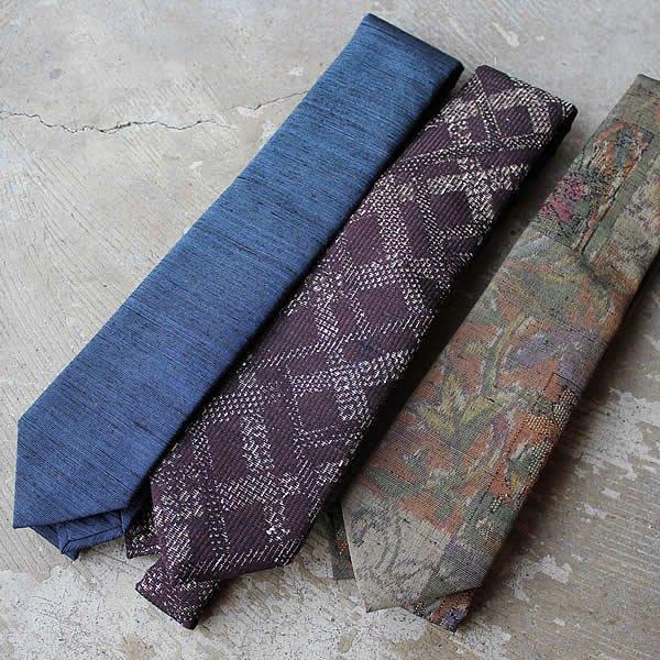*受注生産*Atelier de vêtements / order tie / order pocket handkerchief