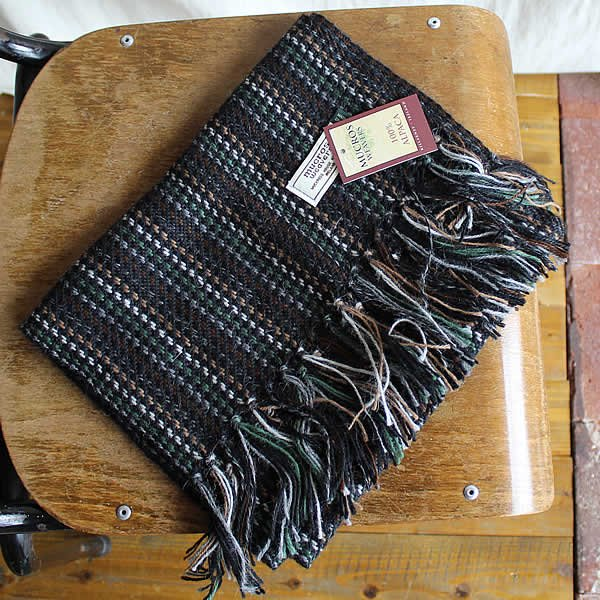 <img class='new_mark_img1' src='https://img.shop-pro.jp/img/new/icons41.gif' style='border:none;display:inline;margin:0px;padding:0px;width:auto;' />mucros weavers / Alpaca Scarf (12.000→8.400税抜)