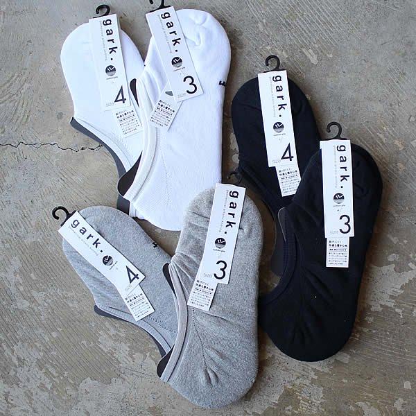 gark / Instep socks (pile)
