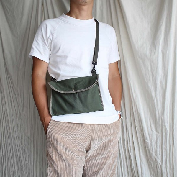 Atelier de vetements / military bag