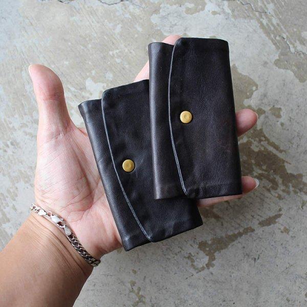 COLINA de passaros / handmade leather keycase