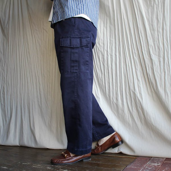 Vintage / イギリス軍カーゴパンツ british royal navy combat trousers
