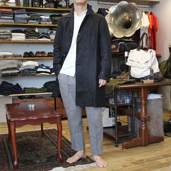 COLINA de passaros / atelier coat (maquigon coat)