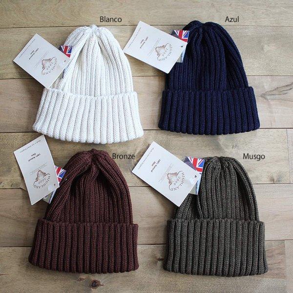 HIGHLAND 2000 / BOBBY CAP 2×1 (merino wool)
