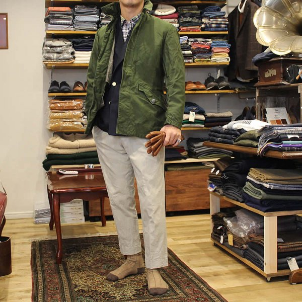 Dead Stock / 70s swedish Aarmy m59 jacket (洗濯、乾燥機済)