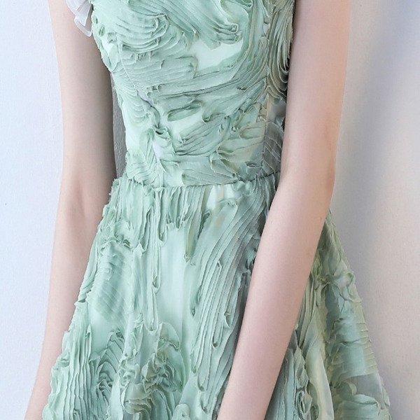 c5b0d269378f7 ボリューム スカート ドレス エレガント
