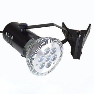 植物用 フルスペクトル LED ライト スタンドなし/ ブラック / 水耕 栽培 / 室内 照明 / 観葉植物 園芸