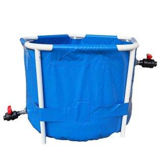 魚 タンク 折りたたみ 水槽 500L  / 送料無料