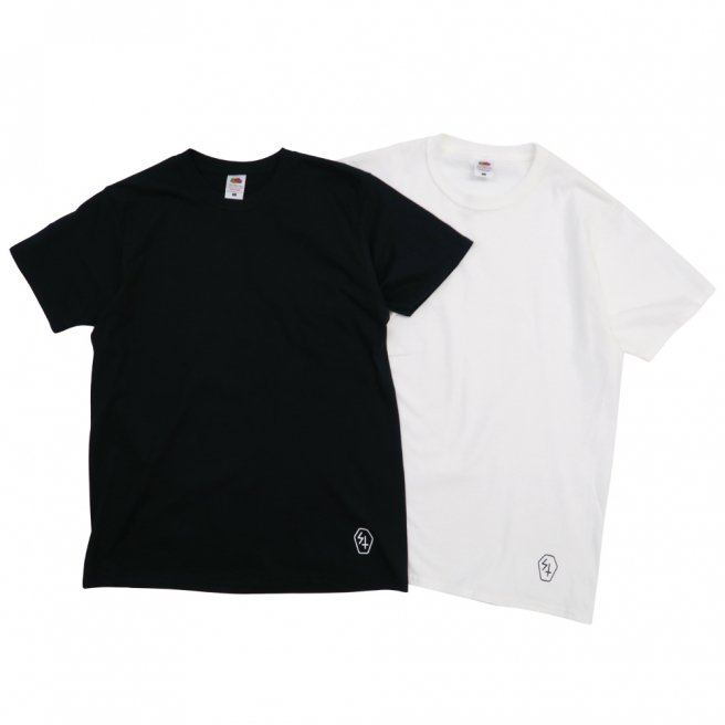 FRUIT OF THE LOOM×LURKING CLASS 2COLOR PACK TEE