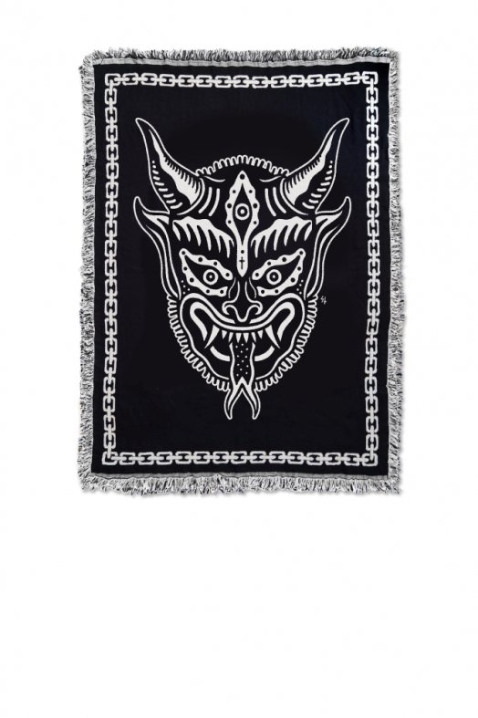 【EC ONLY】KRAMPUS BLANKET