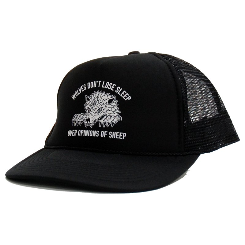 WOLVES MESH SNAP BACK