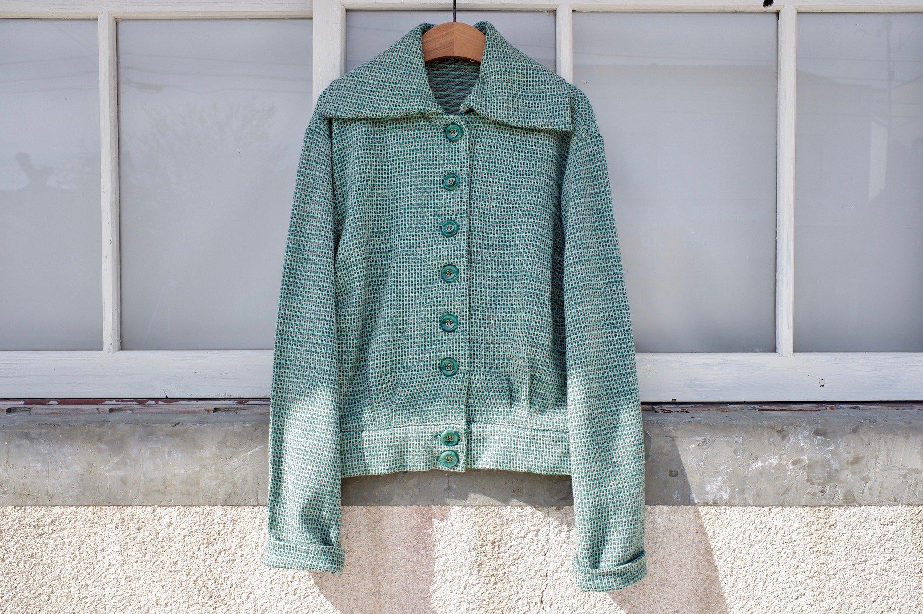 vintage/quadruple rhythm jacket