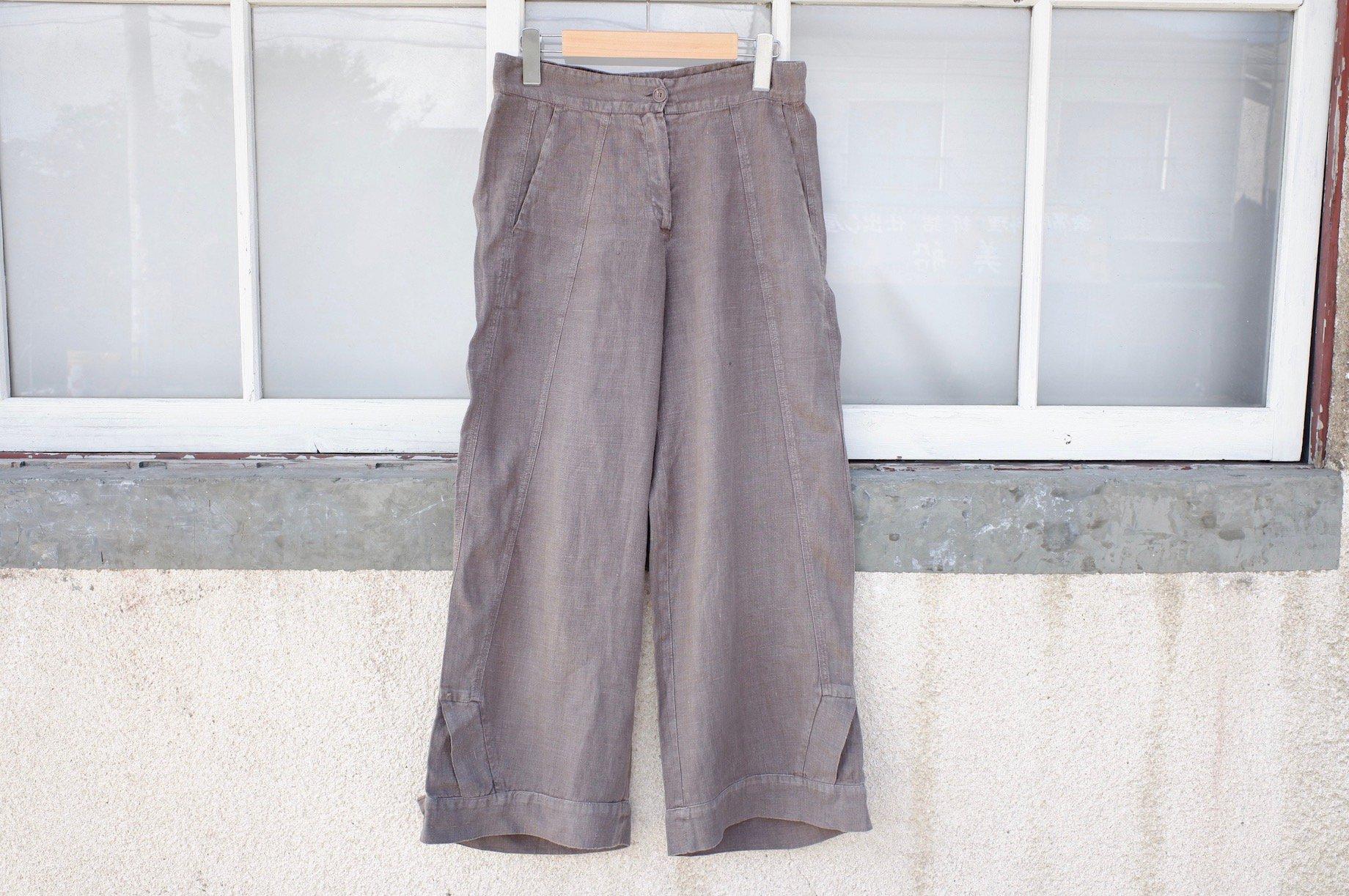 unzip hope pants