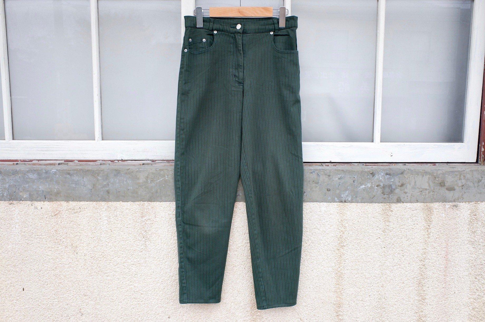 green tea river pants
