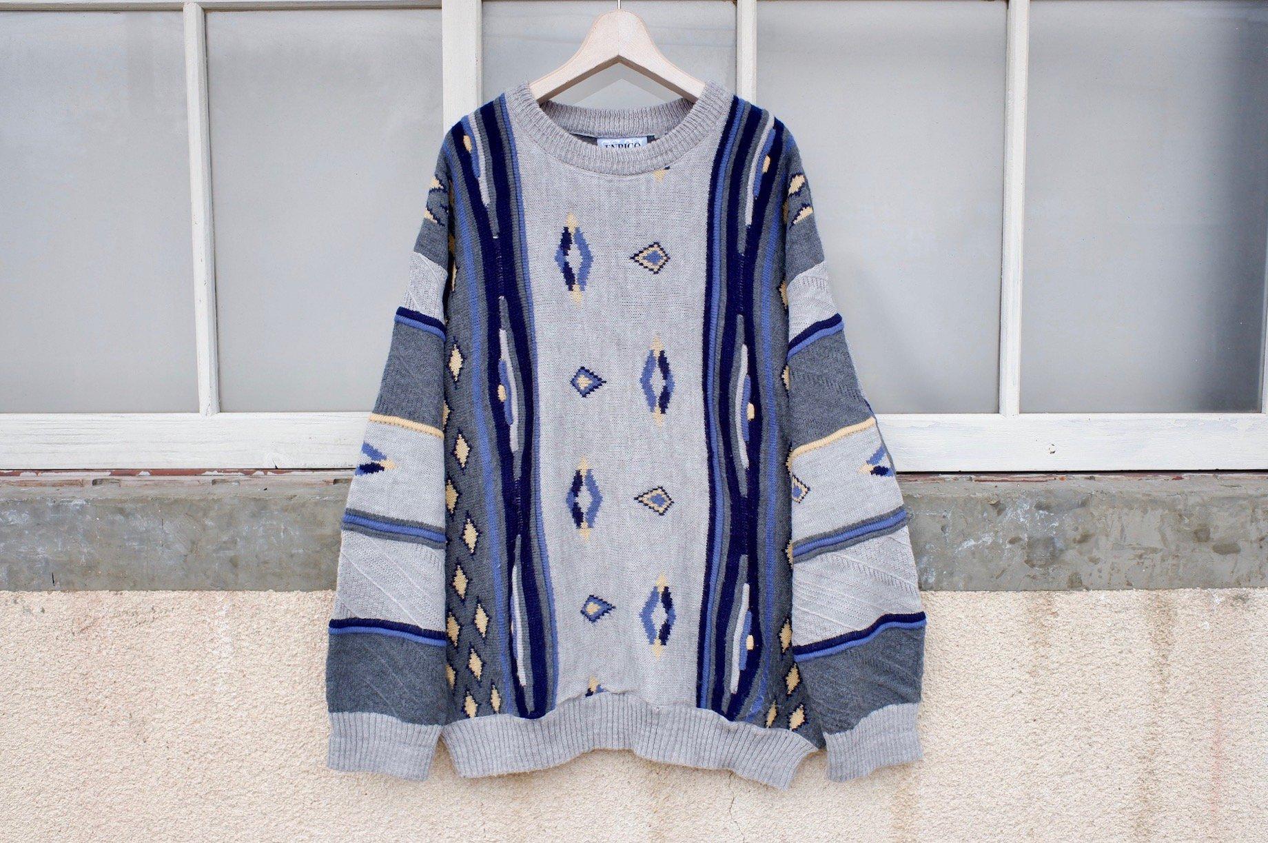 rough magic sweater