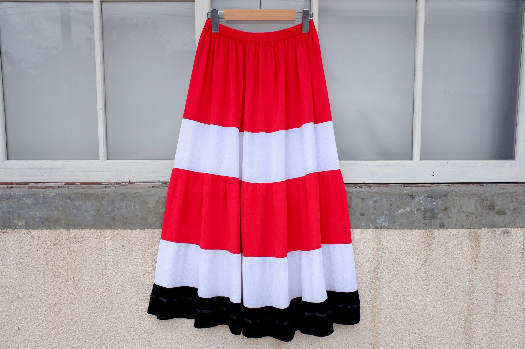 soliloquy procession skirt