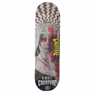 CREATURE【Willis Kimbel】 DECK 8.8