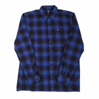 HARD LUCK L/S BUTTON SHIRT