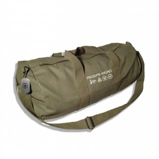 FREEDUMB AIRLINES duffle bag