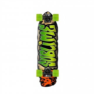 LOST × SUBLIME CRUISER DECK COMPLETE