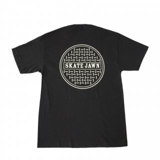 Skate Jawn sewer cap S/S tee