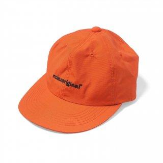 RELAX Nylon Windsor Logo Cap