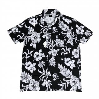 HARD LUCK Vacay Hawaiian Button Up Shirt