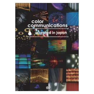 CREATED IN JAPAN / COLOR COMMUNICATIONS