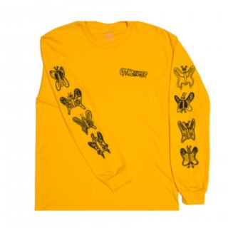 OTHERNESS Butterfly L/S Tee
